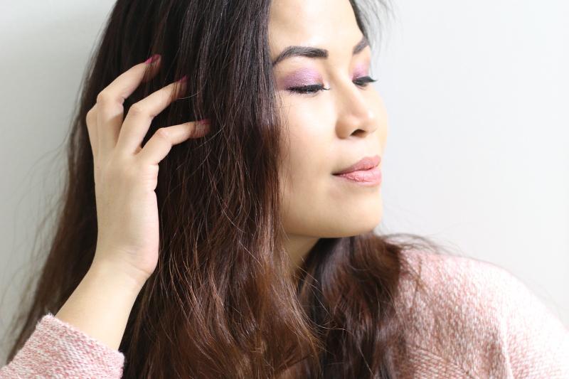 Urban-Decay-Spring-Pink-Eyeshadow-makeup-2