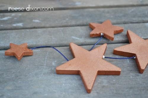 Starburst Ornament Tutorial Step 3