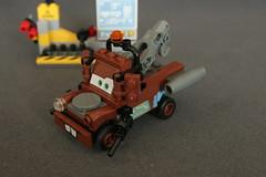 8424 Mater's Spy Zone 4
