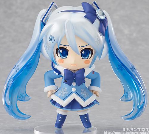 Nendoroid Snow Miku: Fluffy Coat version