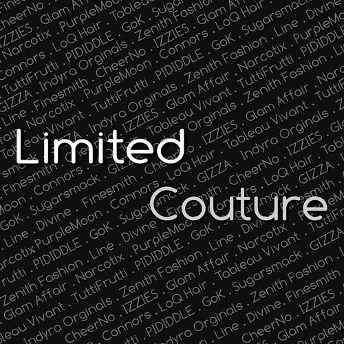 limited couture Ad