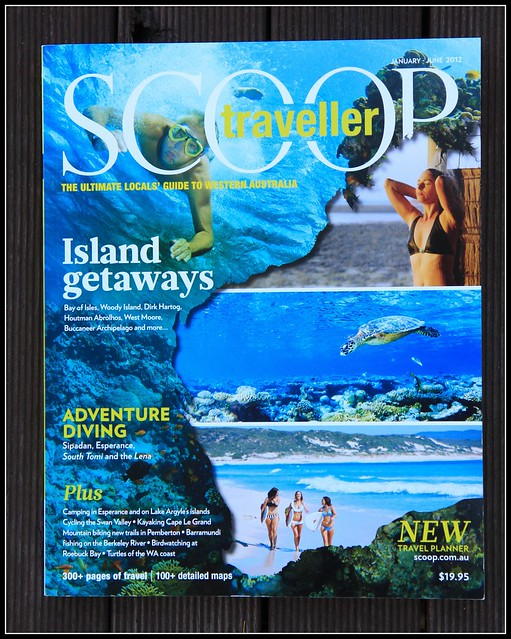 My Article in the Scoop Traveller 2012 edition