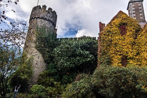 Malahide Castle by infomatique
