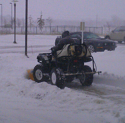 More Fun Snow Removal by ROIHUNTER