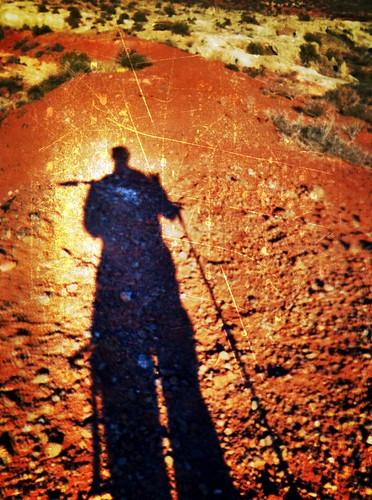 Walking in Mars