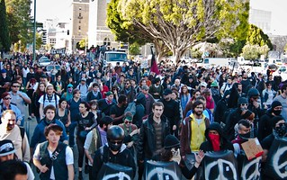 We Are The Many, Occupy Oakland Move In Day (27 of 31)