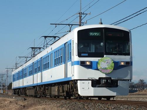 6002F(あの花HM) @新郷~武州荒木