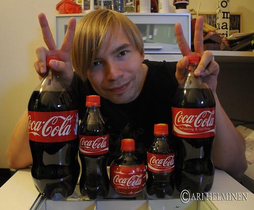 Coca-Cola Art / Family