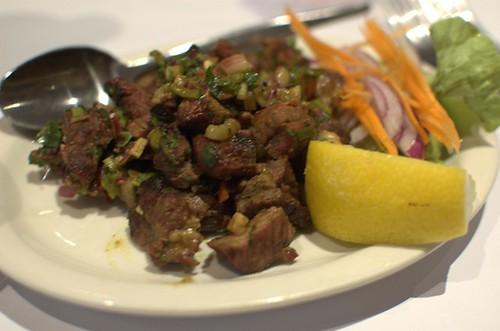 Choyala Beef