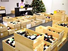 Vinum Caveau Wine Bazaar, Shaw Centre