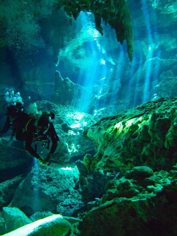 : Cenote Dos Ojos, Mexico :: 2