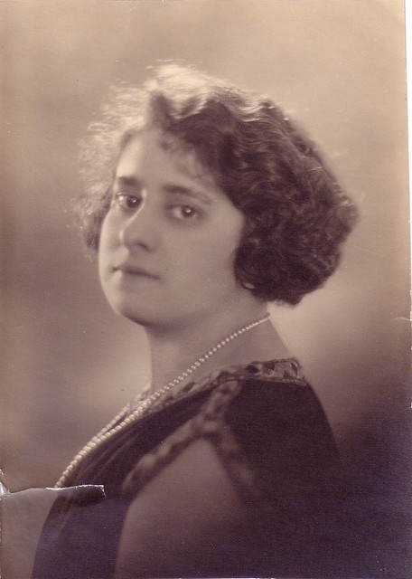 Leila Brin at approx 16