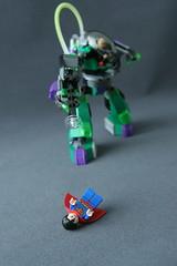 6862 Superman vs Power Armor Lex 8