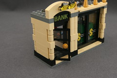6864 The Batmobile and the Two-Face Chase - Bank 4