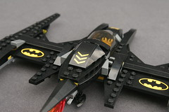 6863 Batwing Battle Over Gotham City - Batwing 9
