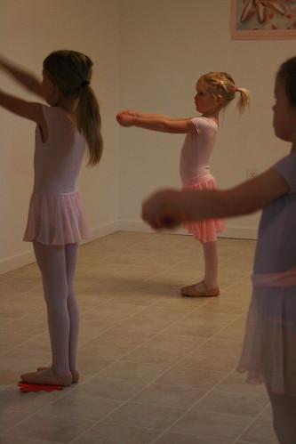 Abi's Ballet Class