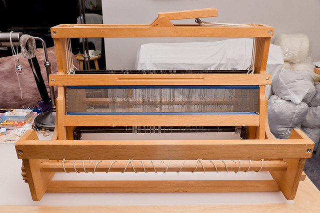 Rasmussen table loom