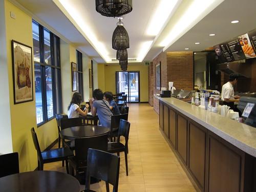 Cioccolata Churros Cafe