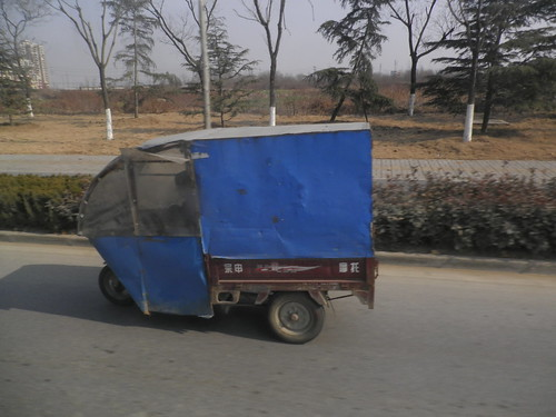 Compact taxi