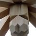 Ceiling detail - Brockwood Park School Pavilions Project