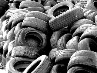 Tires in East London