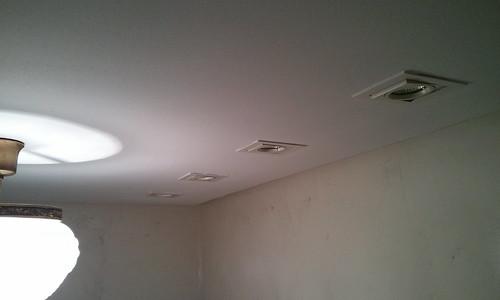 Iluminación perimetral: halógenos y lámpara original