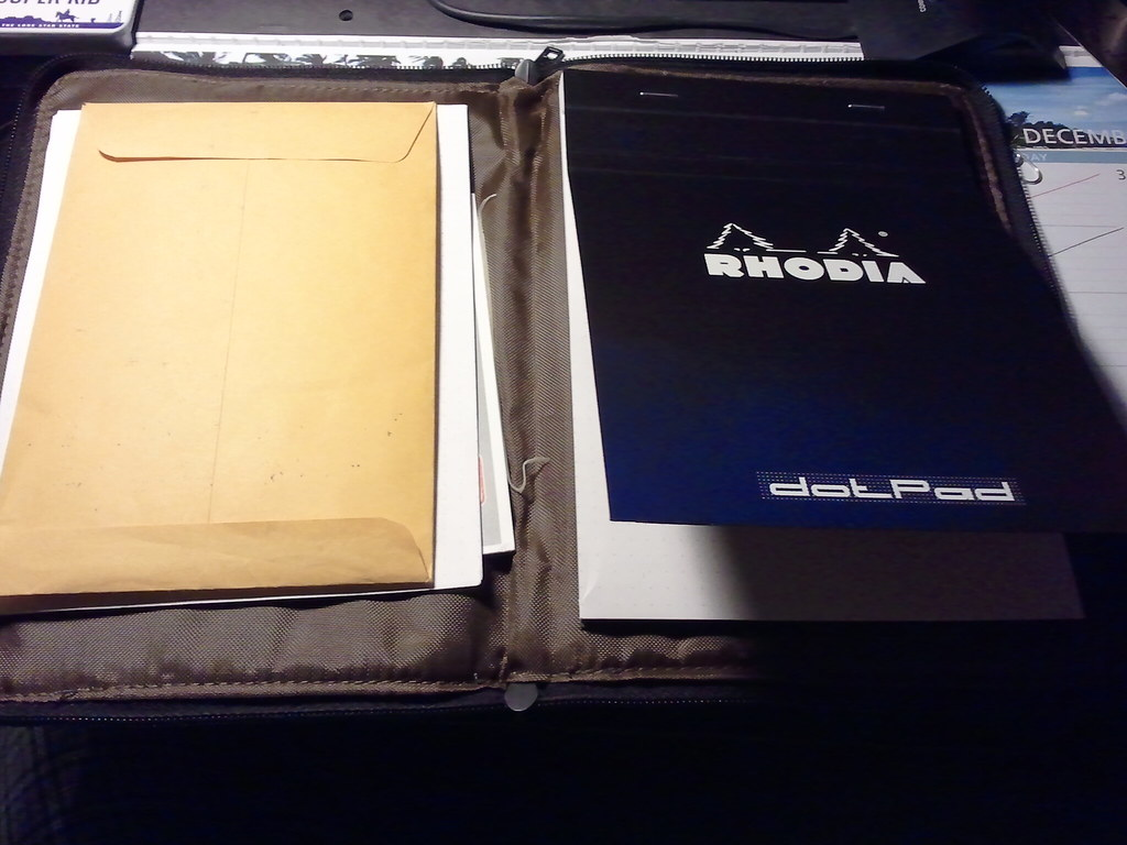 Lihit Lab Teffa Bag in Bag - Size A5