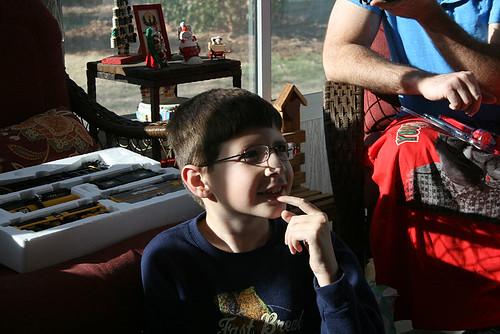 Christmas at Mom and Dads 2011