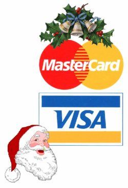 Christmas Cards: Credit or Debit?