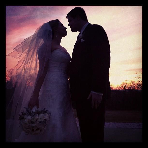 Happy Wedding Rachel + Brad. (cc @erickelley )