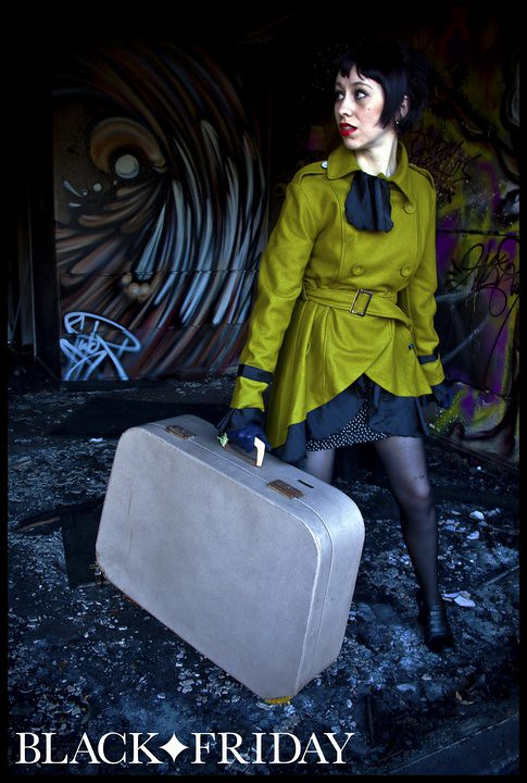 Winter 2010 Collection - Campaign (2)
