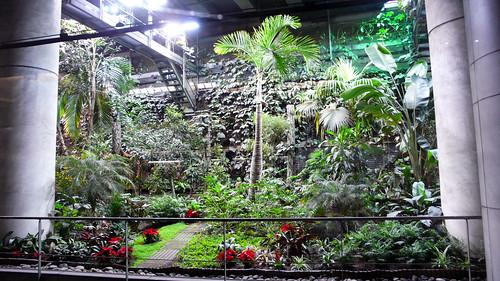 Gare de Lyon platform tropical garden-1
