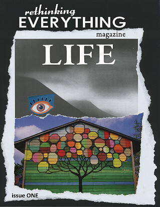 re life issue one cover