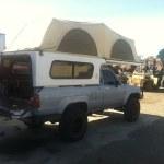 1st Gen 4runner Flip Pac Expedition Portal