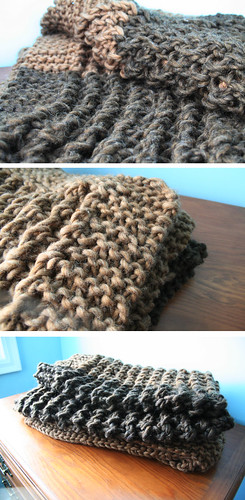 afghan for Jeffica three up