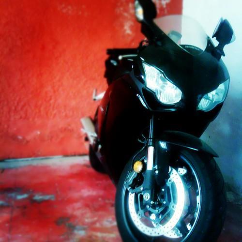 Honda CBR 1000 Instagram
