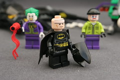 6863 Batwing Battle Over Gotham City - Batman 2