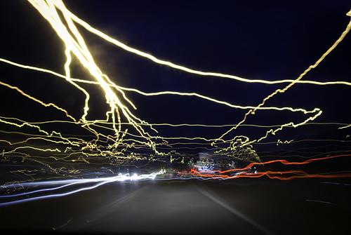 """070/365 """"Luces de carretera"""" by Flickr Jiménez (Pedro Nog)"""