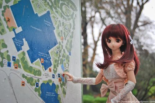 Yukino's last trip of 2011