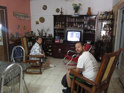 6/1/2012 - Casa de Hildita (Matanzas/Cuba)