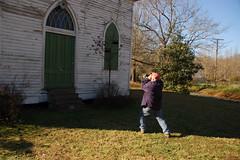 Houston Shooting the Church