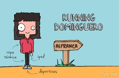 Running Dominguero