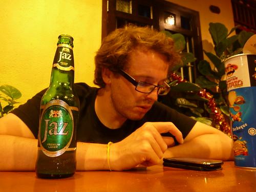 Malaysian beer