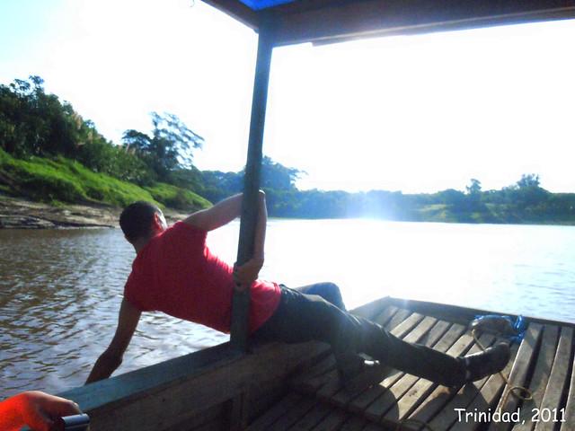 Edson Hurtado en Trinidad - Bolivia
