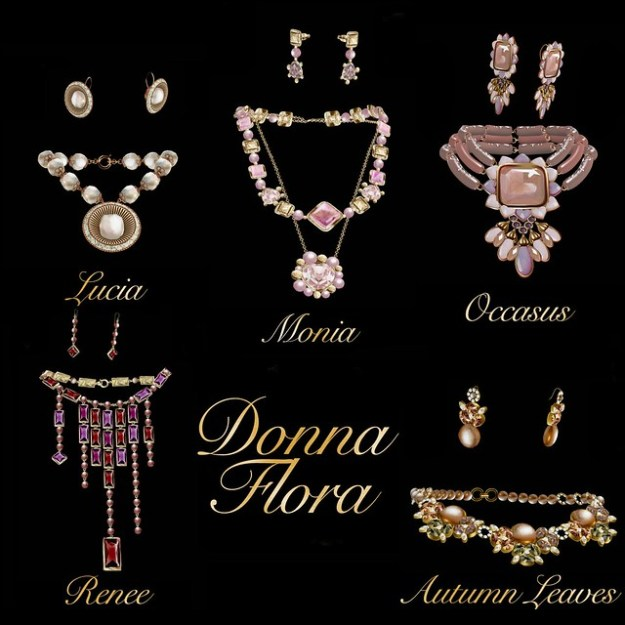 Donna Flora Jewelry