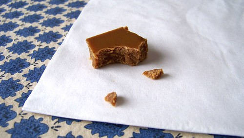 Brown Sugar Fudge Tablet