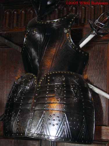 Greenwich Polished Leather Derby Shoe In Black