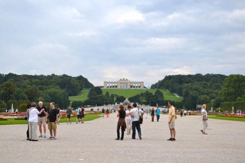 Jardines Schönbrunn