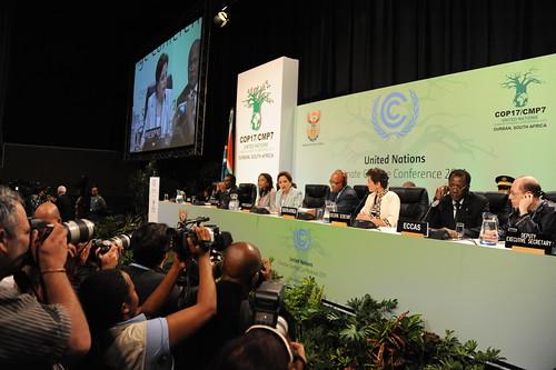 Panel at COP 17