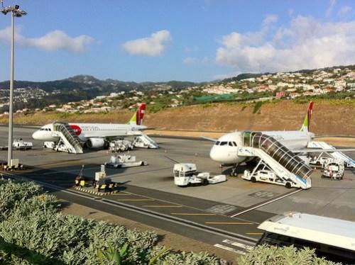 Funchal Madera Airport - 05